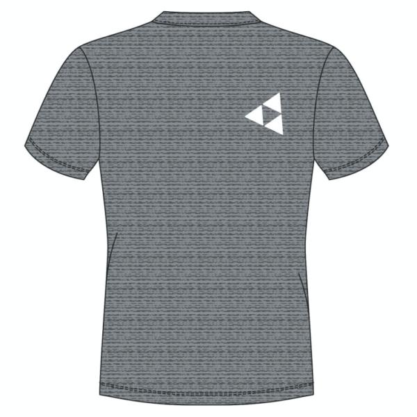 T-shirt FISCHER Grey