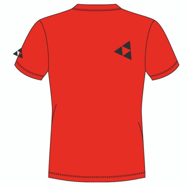 FISCHER Kaprun red