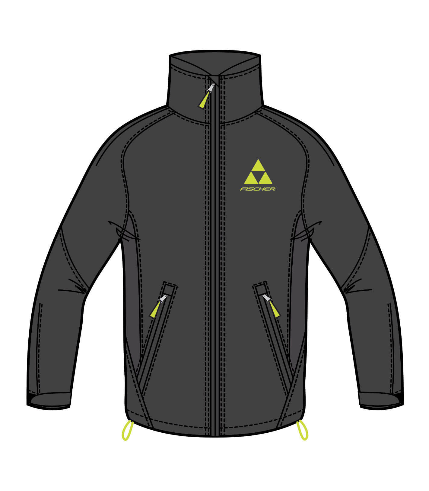 fischer activeshell jacket