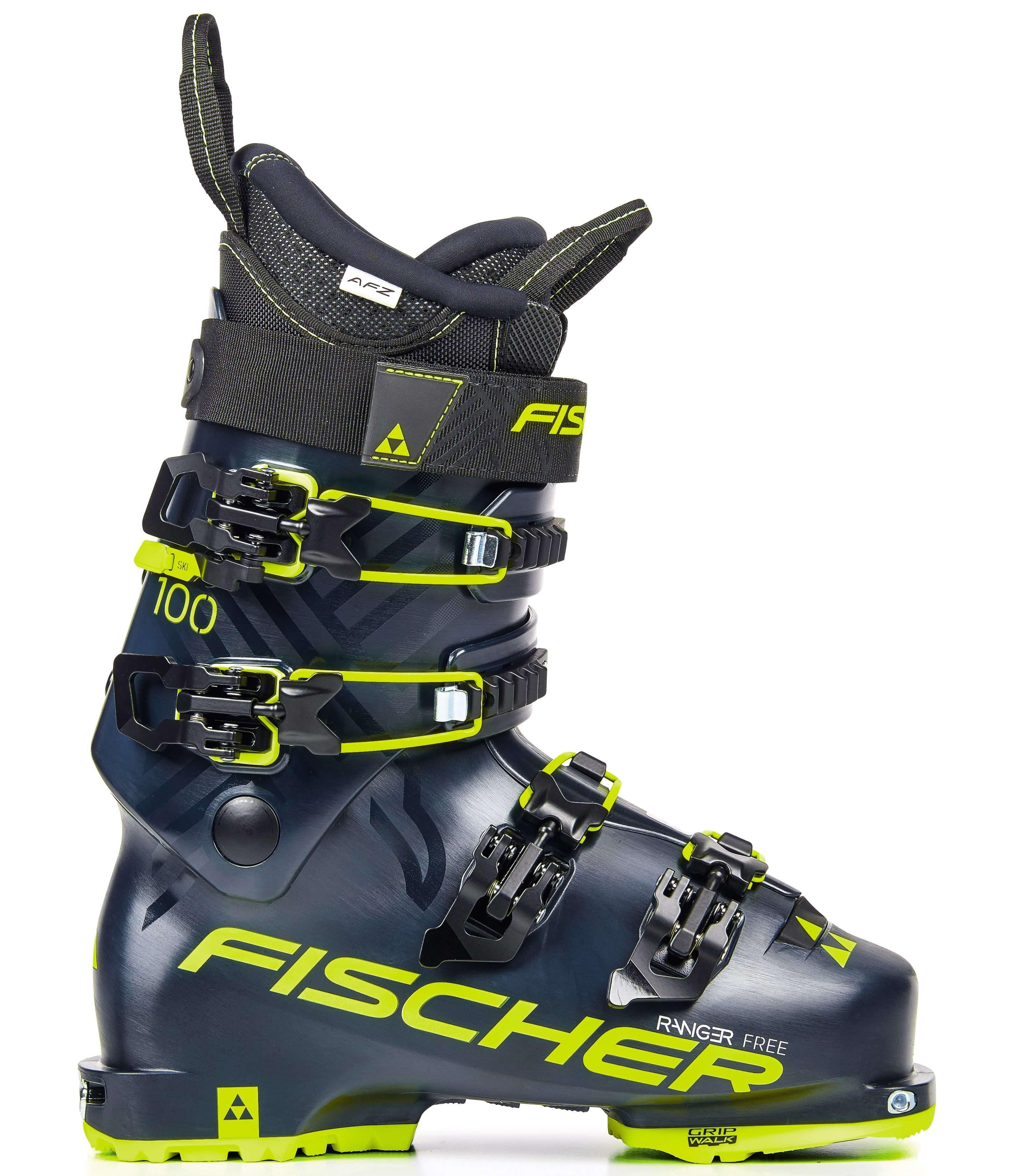 Buty narciarskie Fischer Ranger Free 100 Walk 2020