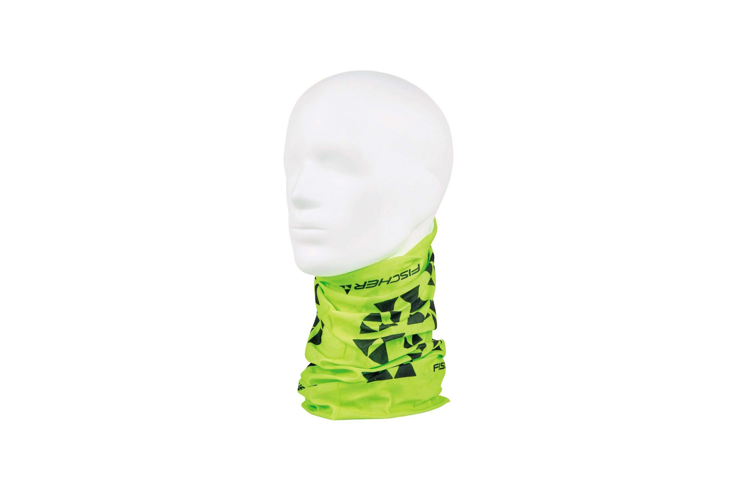 bandana fischer ischgl yellow