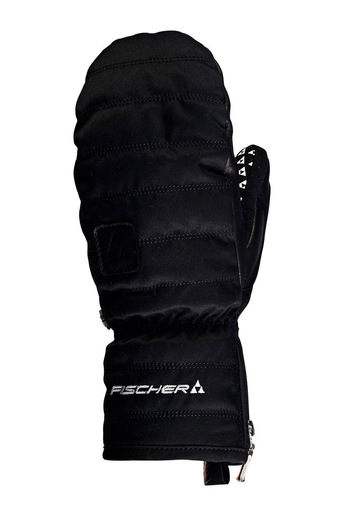 rekawiczki fischer comfort ladies mitten black