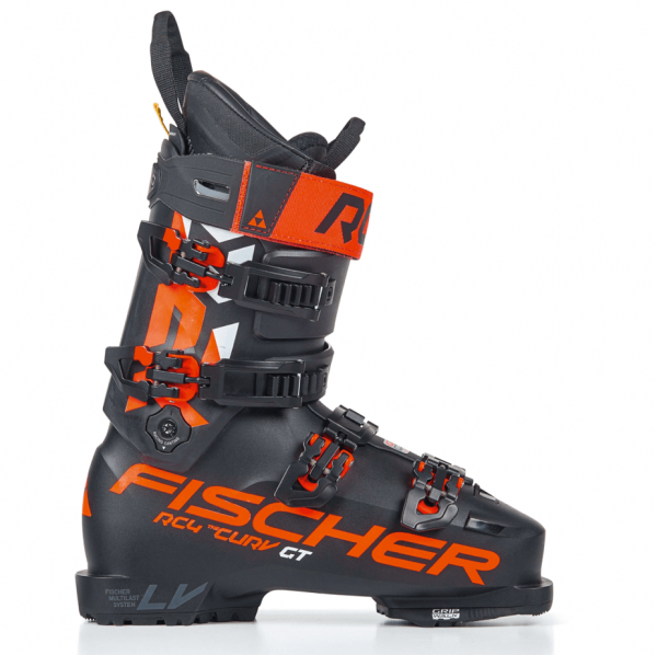 buty narciarskie fischer 2021 rc4 the curv gt 120 vacuum walk black