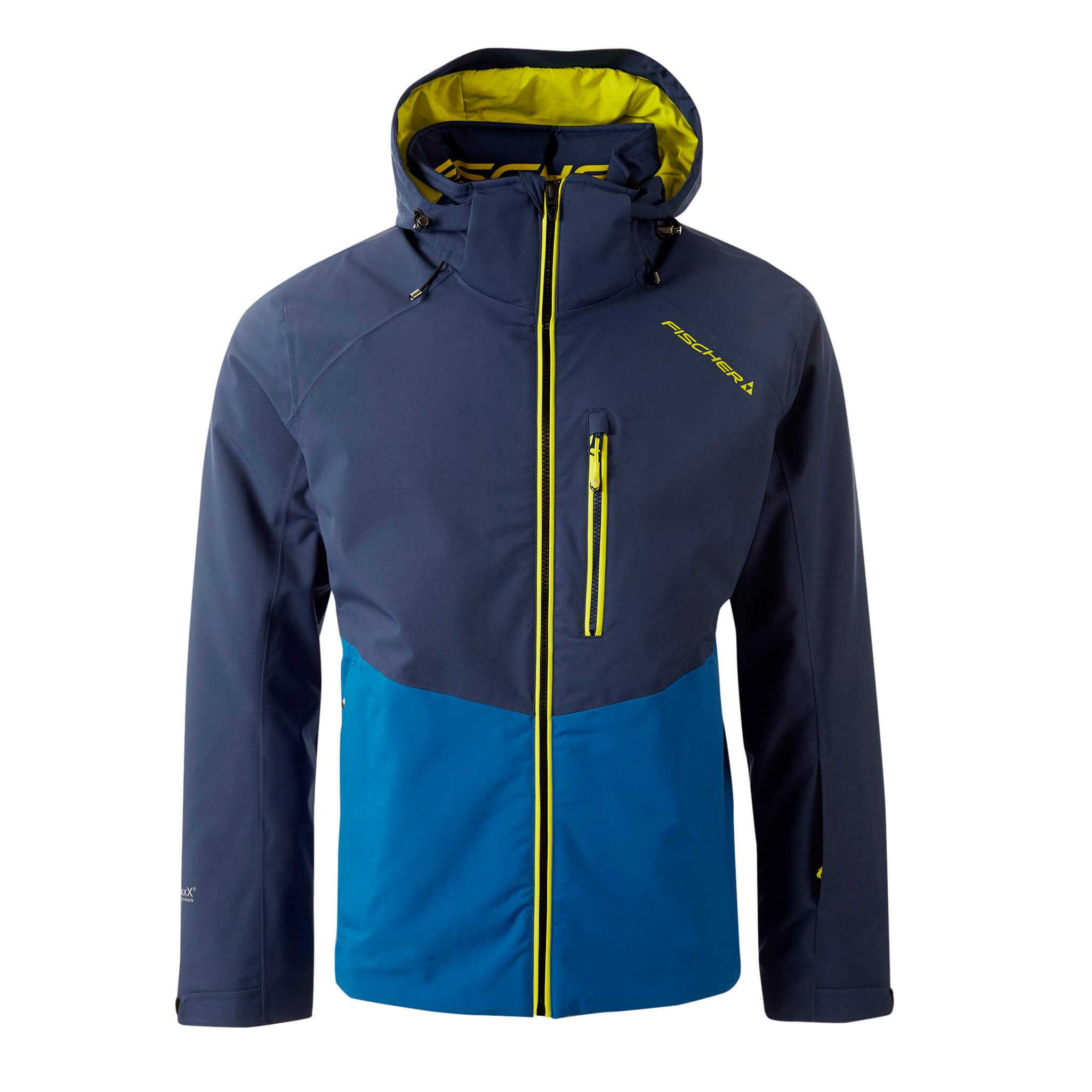 kurtka narciarska fischer eisjoch bold blue 2021