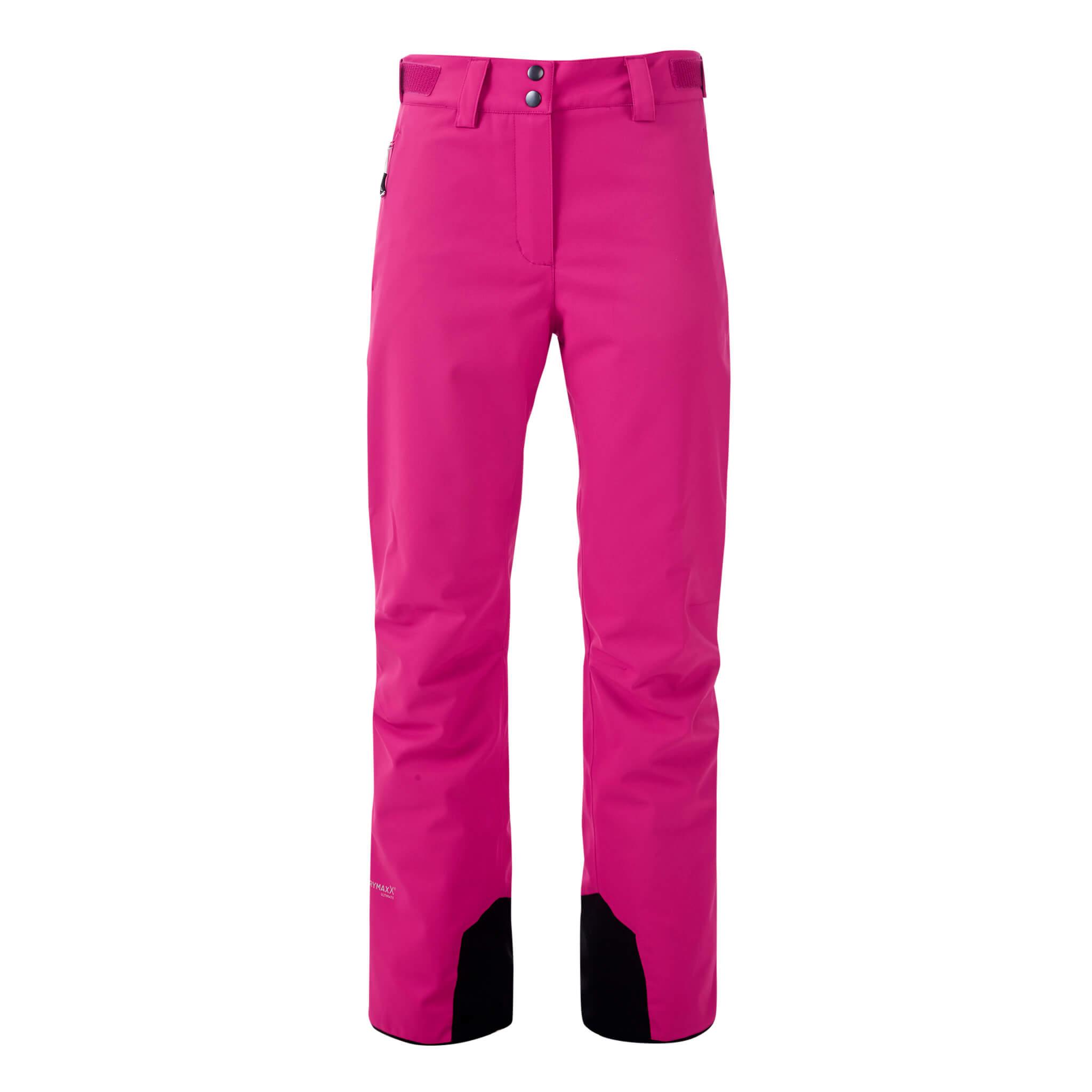 spodnie fischer fulpmes virtual pink 2021