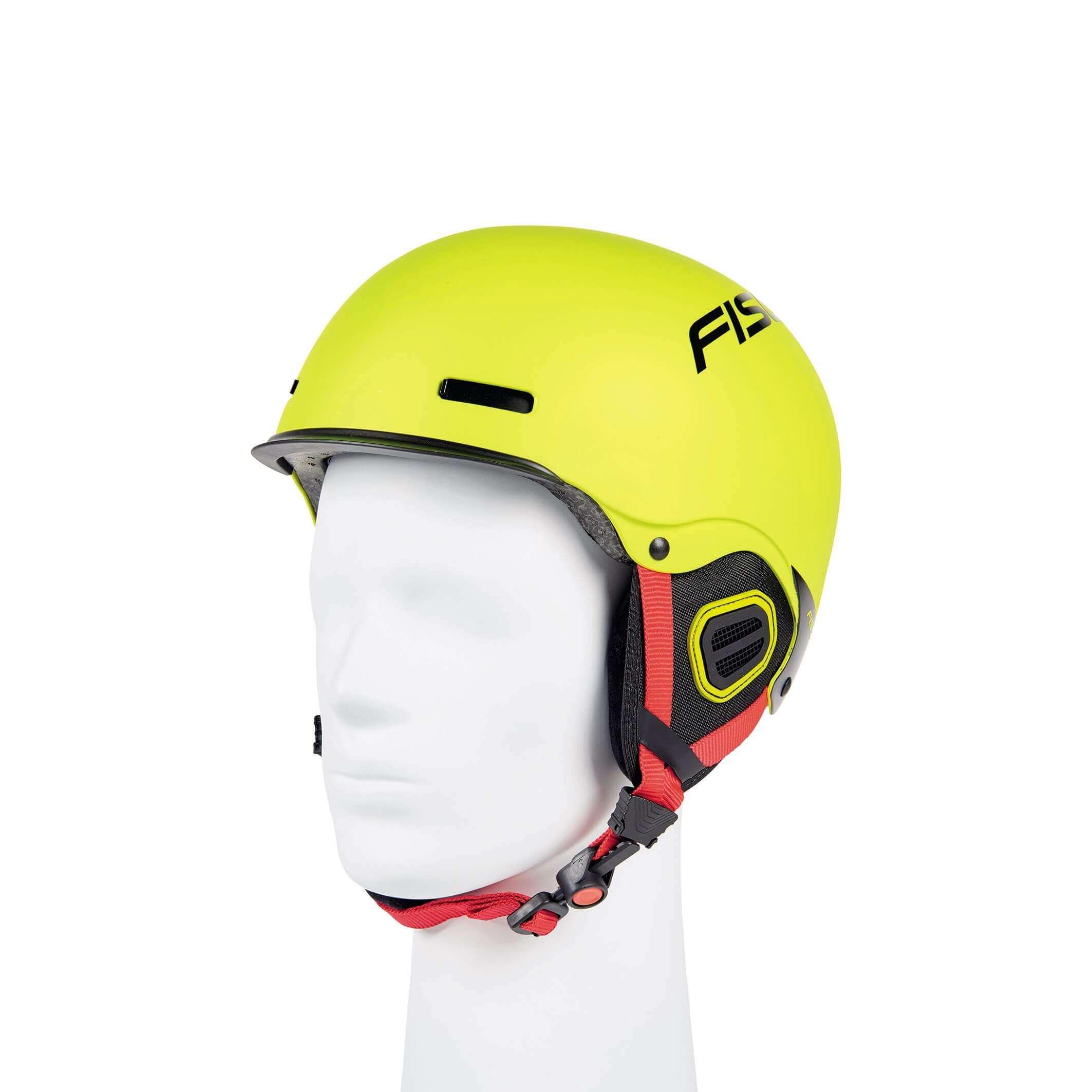 kask fischer freeride helmet shield 2020