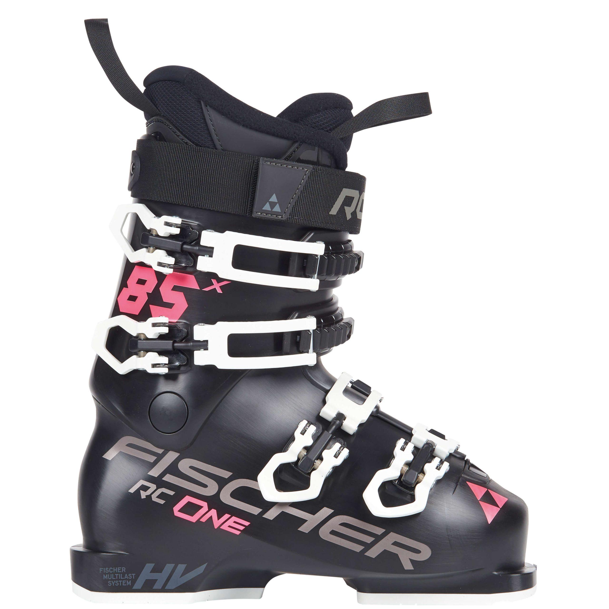 Buty Narciarskie Fischer Rc One X 85 Ws Ts Black Fuchsia 2021 Fischer Ski