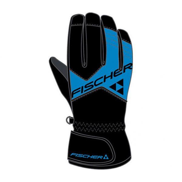Rękawiczki FISCHER SKIGLOVE MICRO Black/Blue 2017
