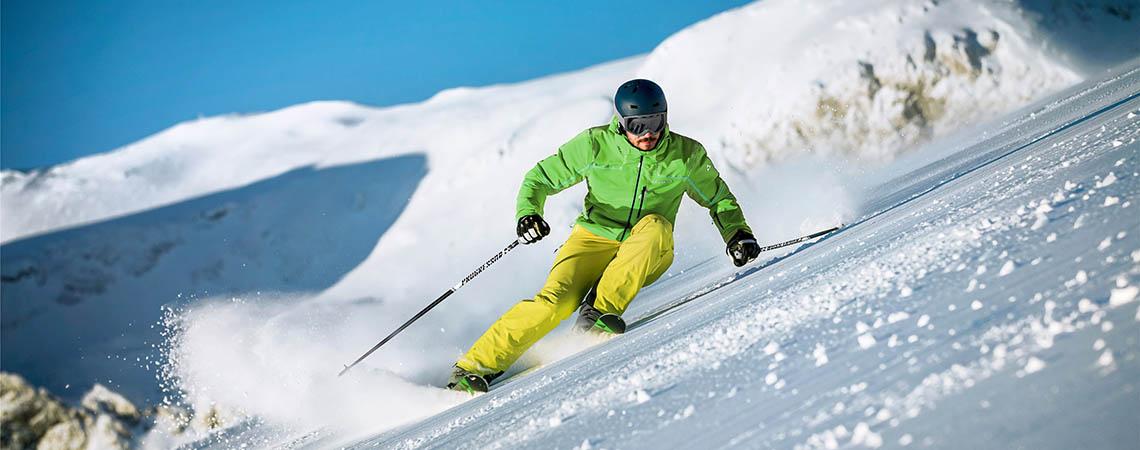 Kurtki narciarskie męskie Fischer