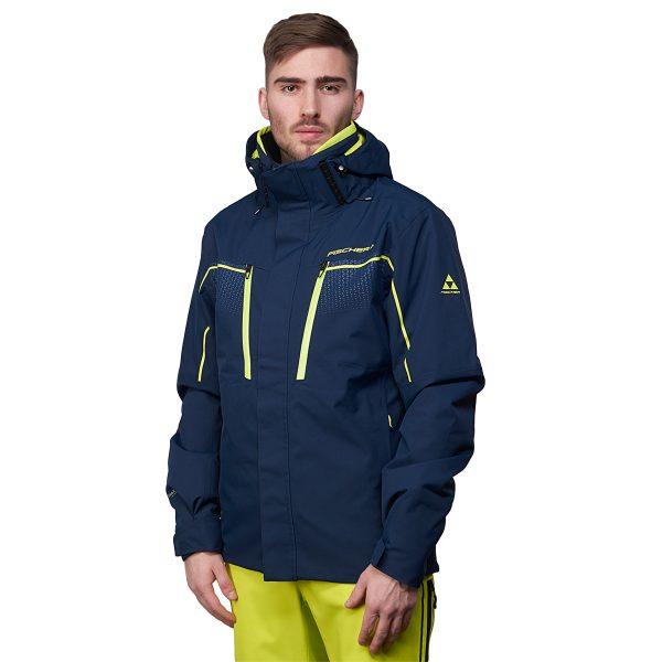 kurtka fischer KITZ ski jacket navy