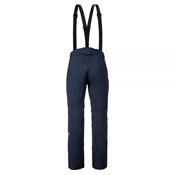 spodnie fischer FULPMES ski pants navy