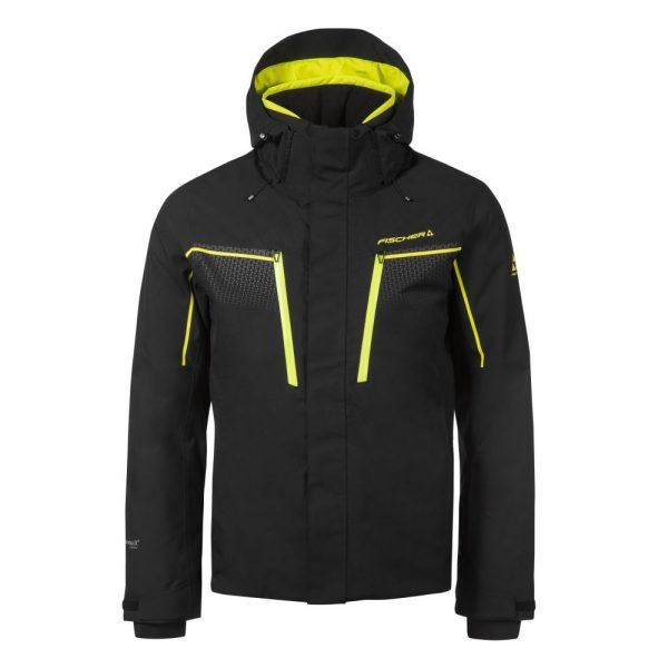 kurtka fischer KITZ ski jacket black