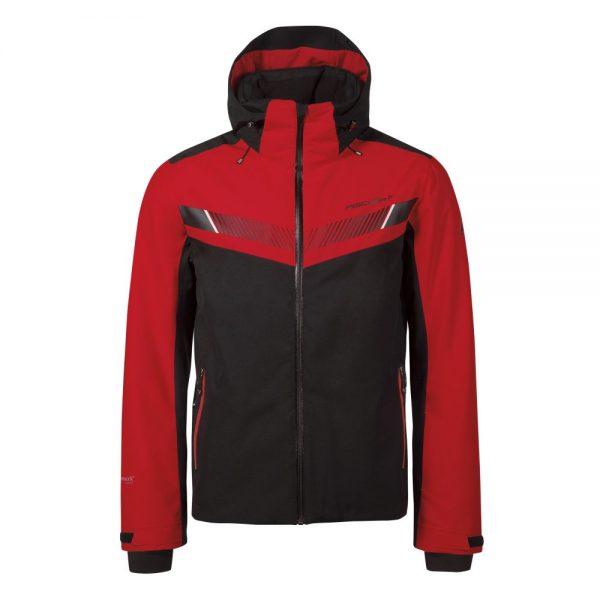 kurtka fischer KUFSTEIN ski jacket red 1