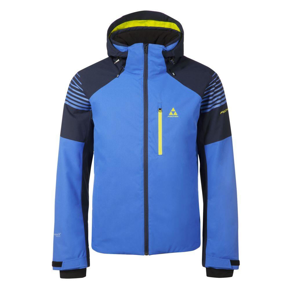 kurtka fischer GARMISCH ski jacket blue