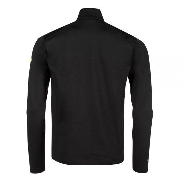 bluza fischer midlayer jacket ZELL black