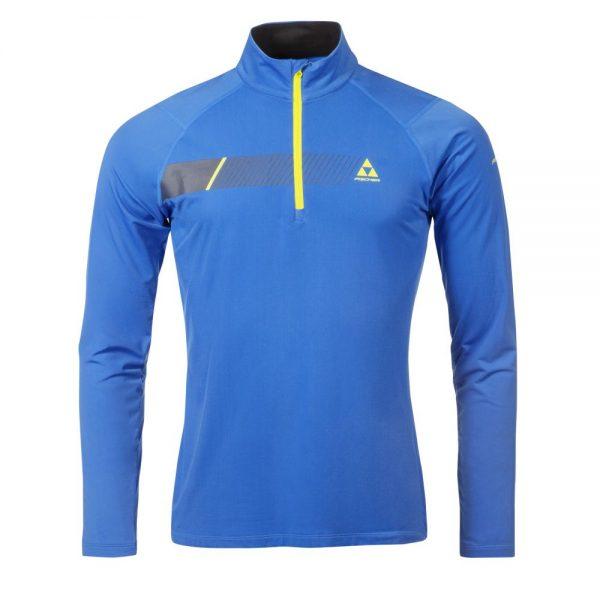 bluza fischer midlayer shirt KAPRUN blue
