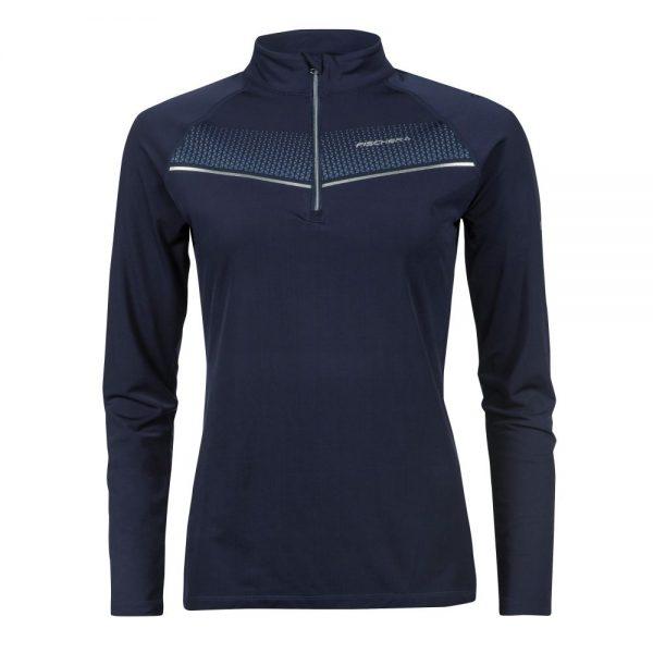 bluza fischer Going skishirt navy
