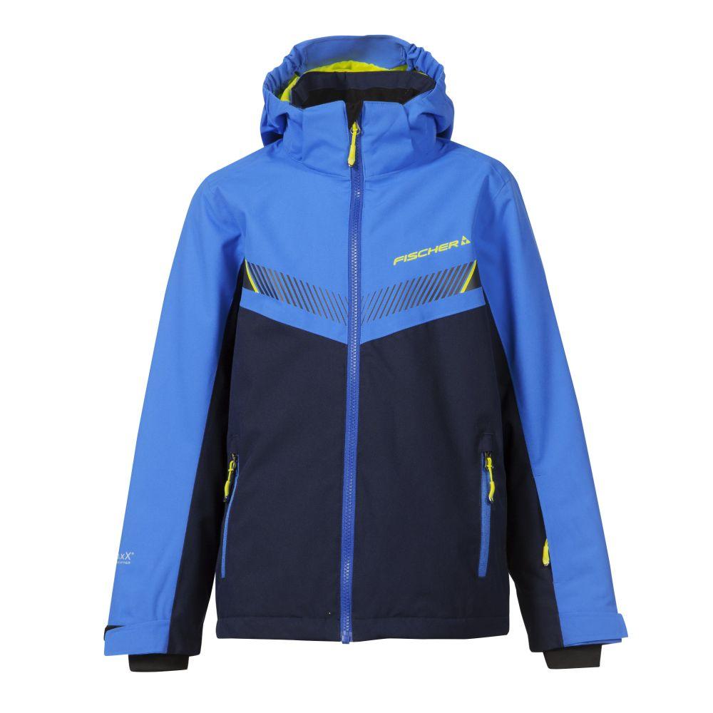 kurtka fischer ski jacket KUFSTEIN junior blue