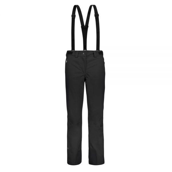 spodnie fischer FULPMES ski pants black