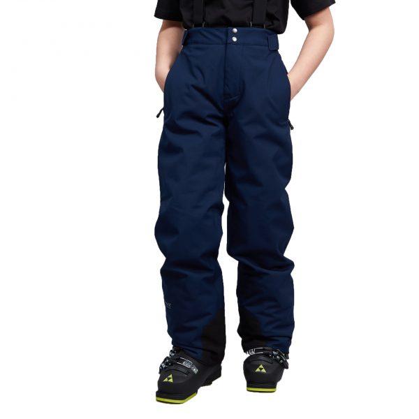 spodnie fischer ski pants VANCOUVER junior navy